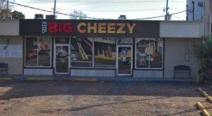 The Epic Grilled Cheese At The Big Cheezy Near New Orleans Will Warm You Up On A Cold Day