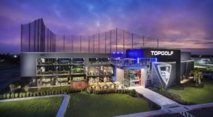 The Hottest New Entertainment Center In Cleveland, Topgolf, Is Truly One-Of-A-Kind