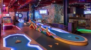 There Is A Neon Mini-Golf Bar Opening In Georgia That Is As Cool As It Sounds