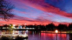 Let Your Christmas Be Merry And Bright On This Enchanting Boat Ride In New Mexico
