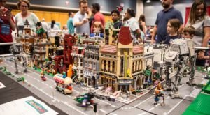 Mark Your Calendars, The First Ever Official Lego Convention Is Coming To West Virginia