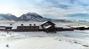 Stay Warm This Winter At One Of The Newest Resorts In Montana, Sage Lodge