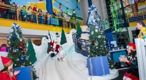 Slide Into The Best Family Day Trip From Cincinnati At The Children's Museum Of Indianapolis