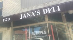 Visitors Rave About The Hummus Selection At Jana's Mediterranean Deli Near Cleveland