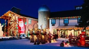 Compass Rose Lodge In Utah Is The Star Of A Hallmark Channel Christmas Movie