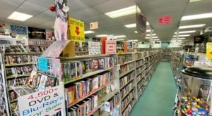 One Of The Last Video Stores In Minnesota, Video Universe, Has More Than 50,000 Movies For Sale