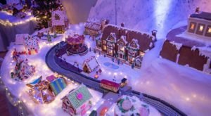 A Whimsical Visit To Gingerbread Wonderland In Minnesota This Winter Is Exactly What Dreams Are Made Of