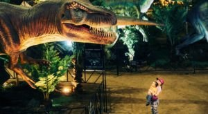 Ride On A Dinosaur At Jurassic Quest, A Family-Fun Event Coming Soon To Maryland