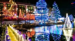 Try A Christmas Lights Scavenger Hunt Through Kentucky For A Magical Holiday Adventure