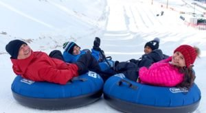 You Will Want To Get In On The Action At Tubular, Colorado's Newest Winter Tubing Hill