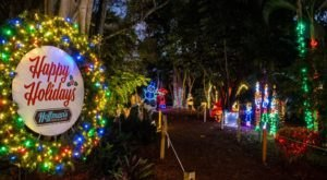 Hoffman's Chocolates Is A Florida Factory That Decks Its Halls With Over 120,000 Lights At Christmastime