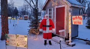 Winter Wonderland Is The Mesmerizing Christmas Display In South Dakota With Tens Of Thousands Of Glittering Lights