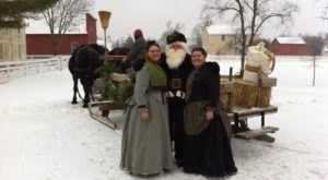 Jingle All The Way Back To The 1800s At Wisconsin's Old World Christmas Celebration