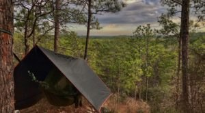 Marvel At The Stunning Views On The Backbone Trail In Louisiana