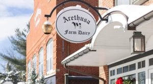 Sip The Most Wonderful Eggnog At Arethusa Farm Dairy, A Lovely Shop In Connecticut