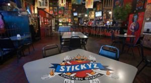 The Gourmet Chicken Fingers At Stickyz Rock 'n' Roll Chicken Shack Are A Mouthwatering Arkansas Treasure