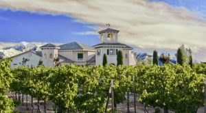 This Remote Winery In Nevada, Sanders Family Winery, Is Picture Perfect For A Day Trip