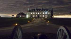 Visit Old Fort Niagara All Decked Out For The Holidays At The Castle By Candlelight Festival In New York