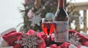 Spice Up The Holidays On Indiana's Premier Wine Trail With This Corks & Cookies Event