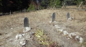 The Hidden Cemetery That Will Make You Feel Like You've Discovered Montana's Most Haunted Secret