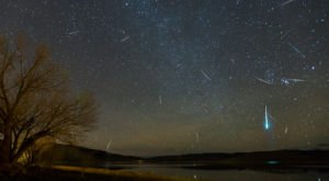 One Of The Biggest Meteor Showers Of The Year Will Be Visible In Montana In December