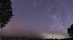 Watch Up To 100 Meteors Per Hour In The First Meteor Shower Of 2020, Visible From Northern California