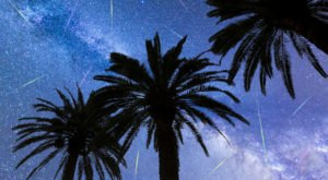 Watch Up To 100 Meteors Per Hour In The First Meteor Shower Of 2020, Visible From South Carolina