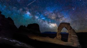 One Of The Biggest Meteor Showers Of The Year Will Be Visible In Utah In December