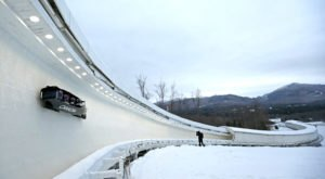 The Historic Bobsled Track In New York That Will Have You Soaring Down A Mountain At Up to 55 Miles Per Hour