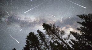 One Of The Biggest Meteor Showers Of The Year Will Be Visible In Oregon In December