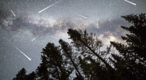 One Of The Biggest Meteor Showers Of The Year Will Be Visible In Idaho In December