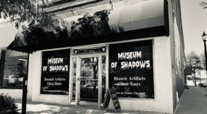 The Most Haunted Museum In Nebraska, Museum Of Shadows, Is Now The Star Of Its Own Show