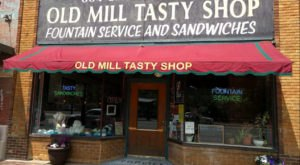 Old Mill Tasty Shop May Have The Best Classic Milkshakes In Kansas