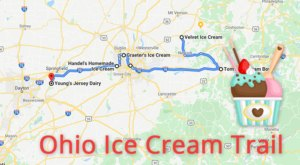 Take This Delicious Ice Cream Trail Through Ohio To Satisfy Your Sweet Tooth