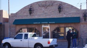 The Coziest Place For A Winter New Mexico Meal, Barelas Coffee House, Is Comfort Food At Its Finest