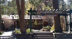 Find Some Of The Best Ice Cream, Candy, And Fudge This Holiday Season At Applewood Court In Southern California