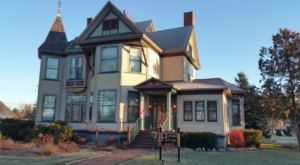 Enjoy A Cozy Stay At Hanson House Bed And Breakfast, An 1890 Lumber Baron's Home In Michigan