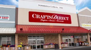 Absolutely Gigantic, You Could Easily Spend All Day Shopping At Crafts Direct In Minnesota