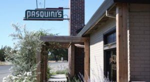 Open Since 1930, Pasquini's Has Been Serving Italian Food In Northern California Longer Than Any Other Restaurant