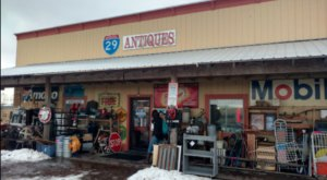 The Largest Antique Shop In South Dakota, I-29 Antiques & Collectibles, Has More Than 100 Unique Vendors