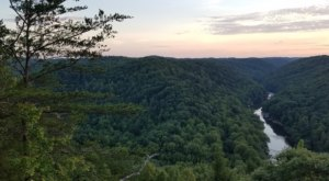 The Bear Creek Overlook Trail Is An Easy Hike In Kentucky That Still Offers Breathtaking Scenery