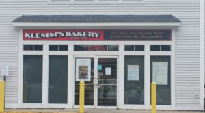The Desserts At Klemm's Bakery In New Hampshire Are Made From Scratch Every Day