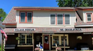 The Village Peddler & Chocolatorium Is A Museum In Vermont And It's Just As Awesome As It Sounds