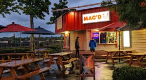 MAC'D Is A Mouthwatering Oregon Restaurant With Hundreds Of Different Kinds Of Mac 'N Cheese