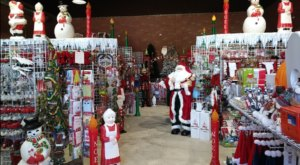Get In The Spirit At The Biggest Christmas Store In Pennsylvania: Christmas Wonderland