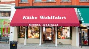 Get In The Spirit At The Biggest Christmas Store In Minnesota: Käthe Wohlfahrt