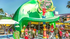 Indulge In Dr. Seuss-Inspired Cuisine From Green Eggs And Ham Cafe In Florida