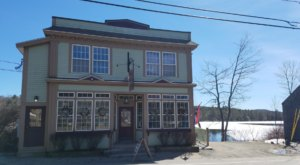 The Olde Post Office Cafe In A Small Town Post Office In Maine Will Charm Your Taste Buds