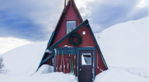 Stay In The Heart Of A Winter Playground At The Hatcher Pass Lodge In Alaska