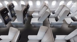 Experts Are Working On A New Airplane Seat For Economy That's Nearly As Comfortable As First Class